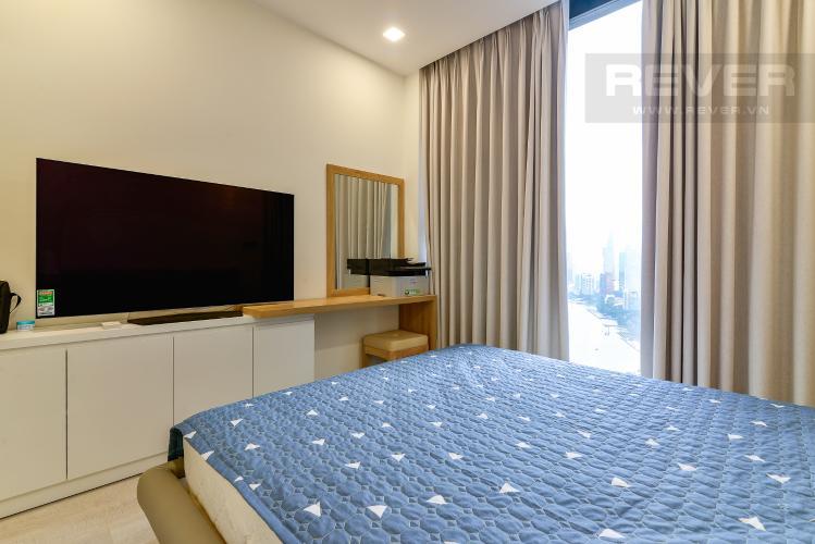 Phòng Ngủ 4 Căn hộ Vinhomes Golden River 4 phòng ngủ tầng cao A3 hướng Tây Bắc
