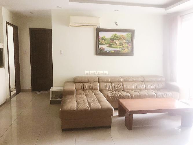 Bán căn hộ tầng cao, nội thất cơ bản chung cư An Khang Intresco
