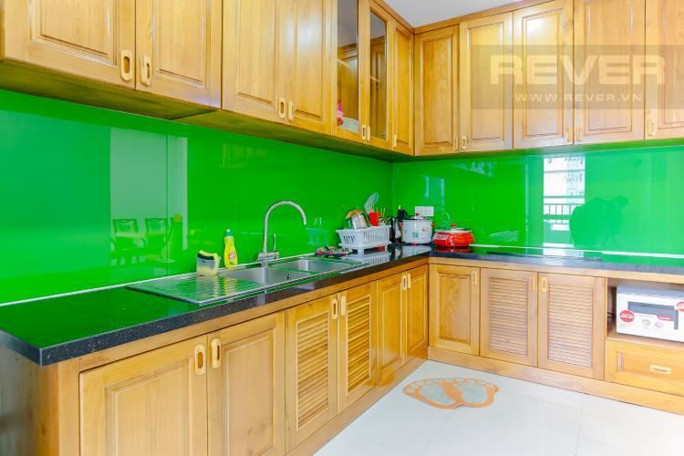 Phòng Bếp Căn hộ Sunrise City 2 phòng ngủ tầng cao W4 view hồ bơi