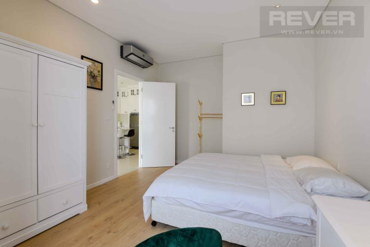 Phòng Ngủ Cho thuê căn hộ Diamond Island - Đảo Kim Cương 1PN, tháp Canary, đầy đủ nội thất, view sông yên tĩnh