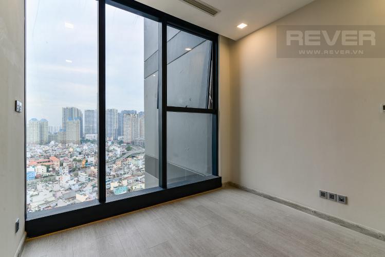 Phòng Ngủ Căn hộ Vinhomes Golden River tầng cao, tháp The Aqua 4, view sông Sài Gòn