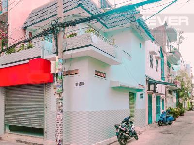 Bán nhà phố trên đường Nguyễn Kim 69m2, 2PN 2WC, mặt tiền rộng