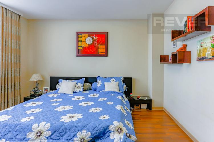 Phòng Ngủ 1 Căn hộ Imperia An Phú 3 phòng ngủ tầng thấp tháp A nội thất có sẵn
