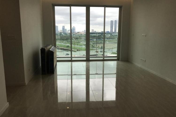 Căn hộ Sadora Apartment tầng trung, view thành phố xanh mát.