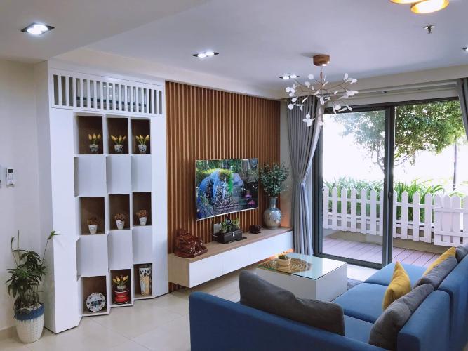 Căn hộ Masteri Thảo Điền tầng thấp nội thất sang trọng, view thoáng mát.