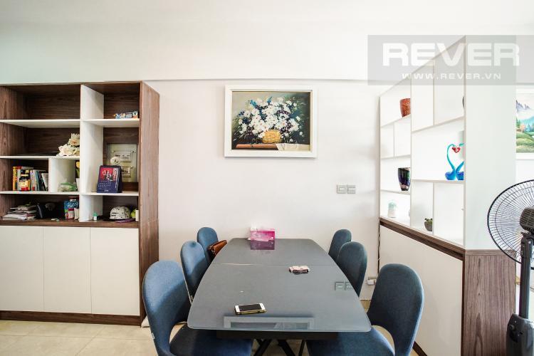 Phòng Ăn Bán căn hộ Lux Garden 2 phòng ngủ, nội thất đầy đủ, view cầu Phú Mỹ