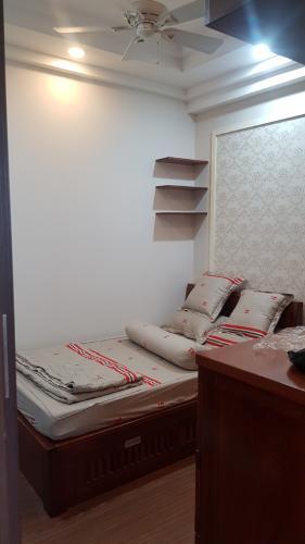 phòng ngủ 3 căn hộ Sunrise Riverside Bán căn hộ tầng thấp Sunrise Riverside đầy đủ nội thất.