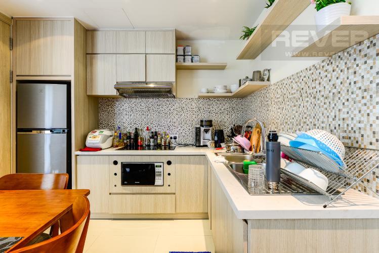 Bếp Căn hộ Diamond Island - Đảo Kim Cương 2PN, đầy đủ nội thất
