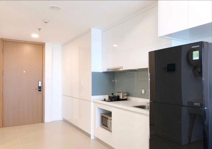 bếp căn hộ Gateway Thảo Điền Căn hộ Gateway Thảo Điền đầy đủ nội thất tinh tế, view thành phố.