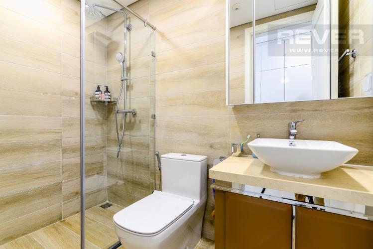 Phòng Tắm 1 Căn hộ Vinhomes Golden River tầng thấp, tháp A1, 3 phòng ngủ, full nội thất