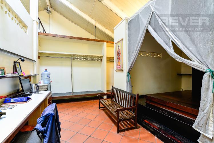 Phòng Ngủ Nhà phố 4 phòng ngủ hẻm đường Nguyễn Văn Đậu nội thất đầy đủ