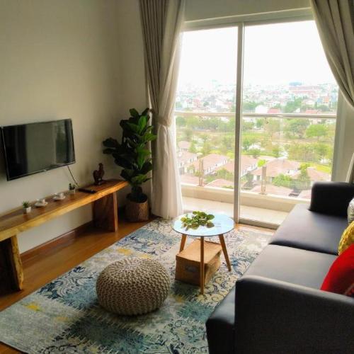 Cho thuê căn hộ Flora Fuji 2PN, diện tích 67m2, đầy đủ nội thất, view sông thoáng mát