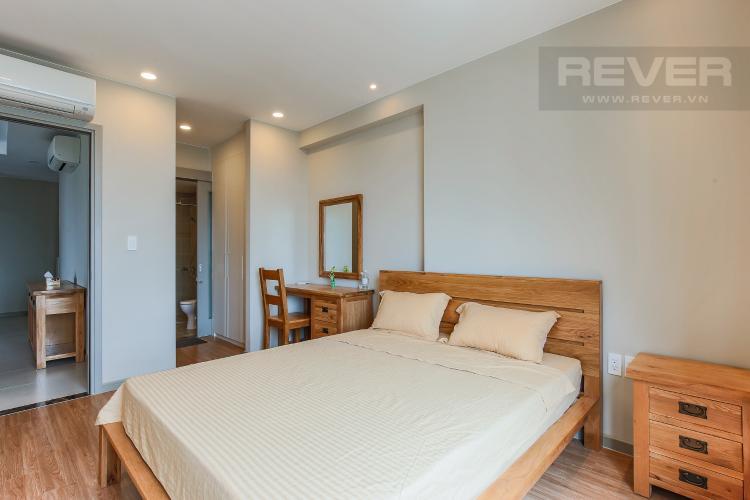 Phòng Ngủ 1 Căn hộ The Gold View 3 phòng ngủ tầng trung tháp B hướng Đông Nam