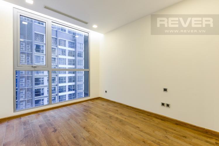 Phòng ngủ 2 Căn hộ Vinhomes Central Park 2 phòng ngủ tầng cao P3 view sông