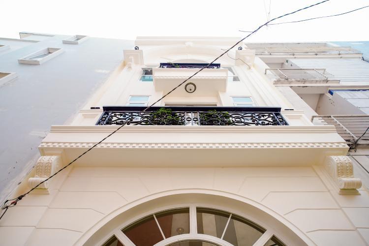 Bán nhà phố đường Huỳnh Văn Bánh 43.8m2, 3 lầu 5PN 4WC, view khu dân cư