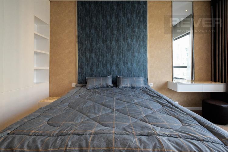 Phòng Ngủ 2 Cho thuê căn hộ Diamond Island 2PN 2WC, đầy đủ nội thất, view nội khu