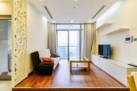 Căn hộ Vinhomes Central Park 2 phòng ngủ tầng cao P7 thiết kế hiện đại