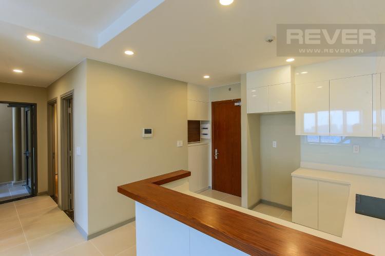 Phòng Bếp Căn hộ The Gold View 2 phòng ngủ tầng cao A2 nội thất cơ bản