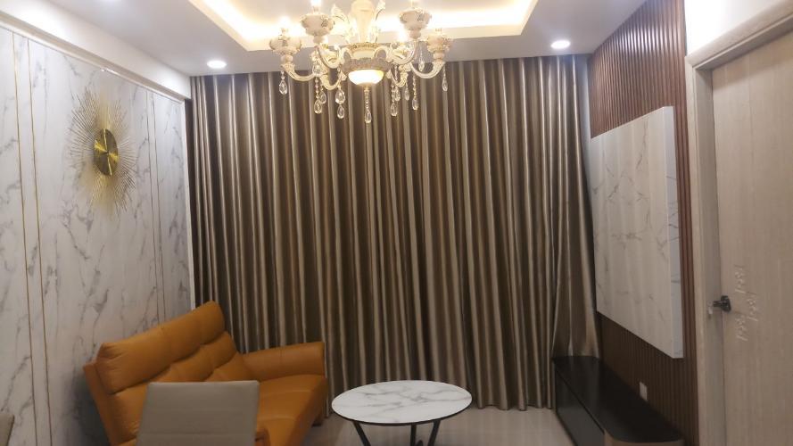 Nội thất Saigon South Residence   Căn hộ Saigon South Residence tầng trung, đón view nội khu.