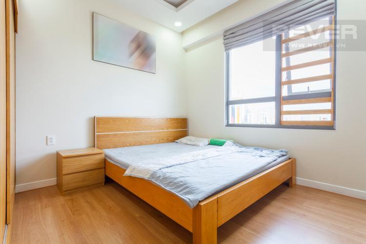 Phòng ngủ 2 Căn hộ Masteri Thảo Điền tầng trung hướng Tây tháp T1
