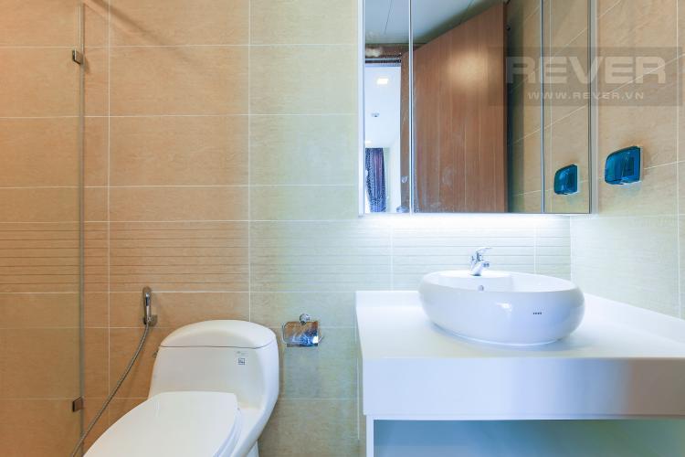 Phòng Tắm 2 Căn hộ Vinhomes Central Park tầng cao Park 6 đầy đủ nội thất, view sông