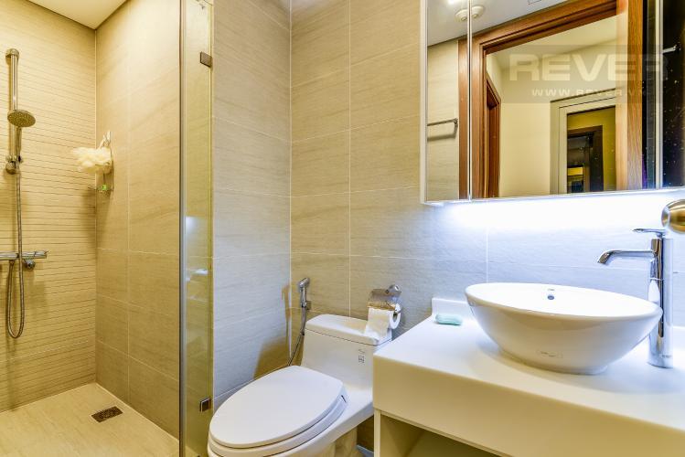 Phòng Tắm 1 Bán và cho thuê căn hộ Vinhomes Central Park tầng cao 2PN đầy đủ nội thất