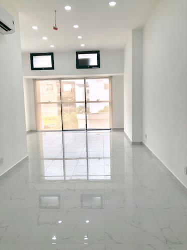 Phòng khách officetel The Sun Avenue Cho thuê officetel The Sun Avenue 1PN, đầy đủ nội thất, cửa hướng Tây Nam