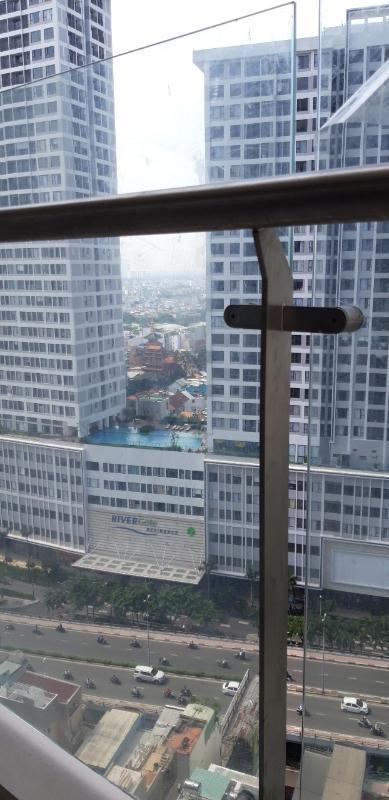 36a7c097f48512db4b94 Bán căn hộ Masteri Millennium 1 phòng ngủ, Block A, diện tích 54m2, đầy đủ nội thất