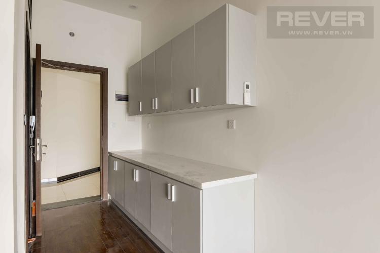 Bếp Bán hoặc cho thuê căn hộ officetel The Sun Avenue, block 2, diện tích 35m2, đầy đủ nội thất
