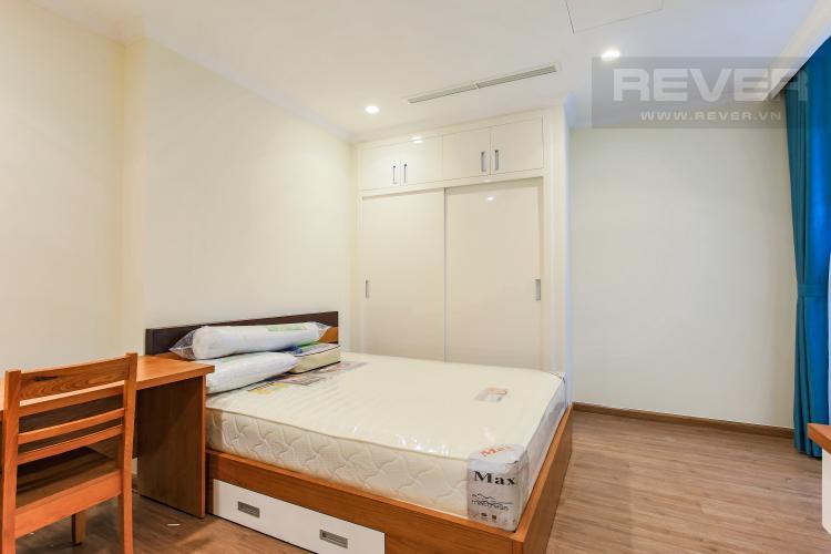 Phòng Ngủ 3 Căn hộ Vinhomes Central Park 3 phòng ngủ tầng cao L2 đầy đủ nội thất