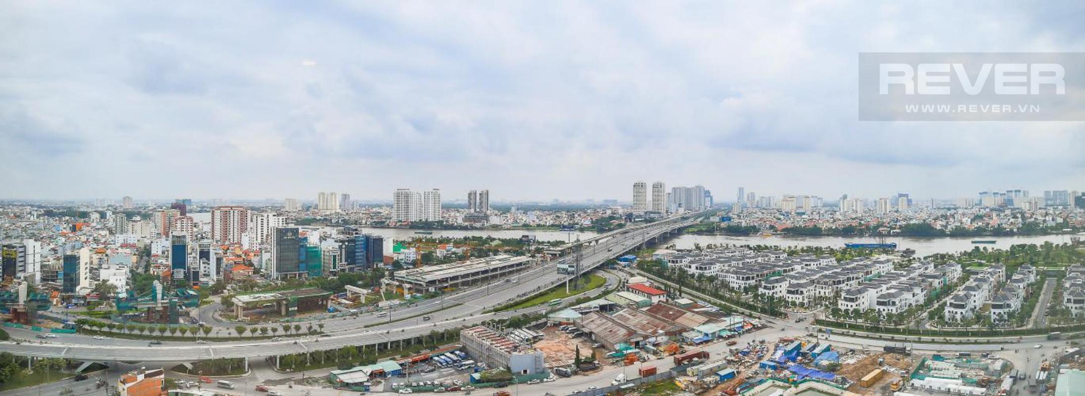 545b5b80a48342dd1b92 Bán căn hộ Vinhomes Central Park 3PN, tầng cao, nội thất cơ bản, view thành phố và sông Sài Gòn