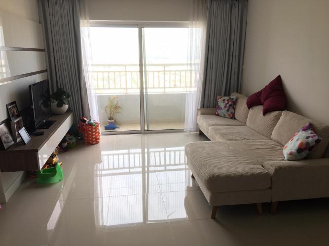 Cho thuê căn hộ Sunrise City, nội thất đầy đủ - ban công Đông Nam