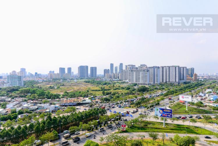 View Bán căn hộ Centana Thủ Thiêm tầng cao, 2PN 2WC, view hồ bơi và cây xanh mát mẻ