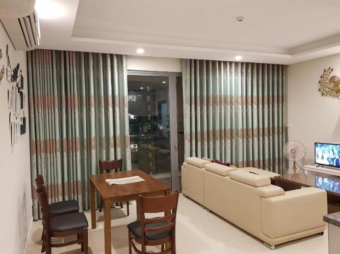 Cho thuê căn hộ Diamond Island - Đảo Kim Cương 2PN, tháp Bora Bora, đầy đủ nội thất, view hồ bơi
