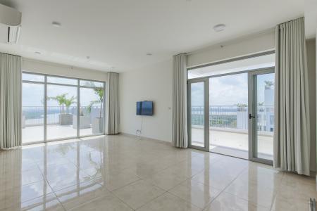 Bán hoặc cho thuê căn hộ sân vườn Lux Garden 3PN, đầy đủ nội thất, view 2 mặt sông