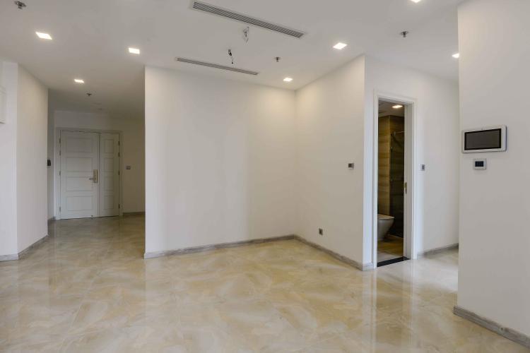 Phòng Khách Bán căn hộ Vinhomes Golden River 74m2 2PN 2WC, nội thất cơ bản, view sông