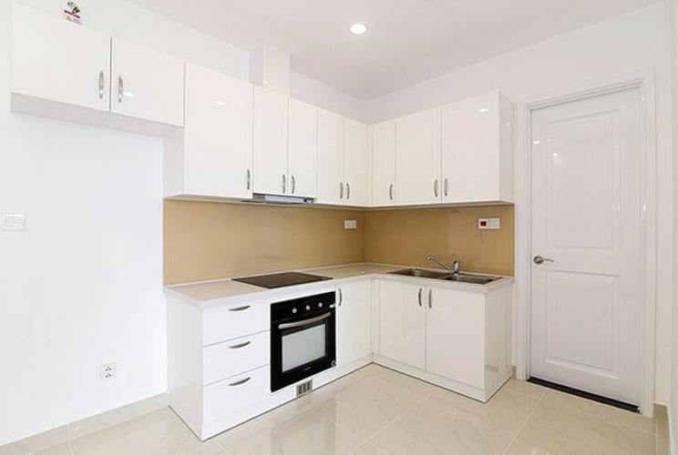 Bếp căn hộ SAIGON MIA Bán hoặc cho thuê căn hộ Saigon Mia 2PN, tầng 12, diện tích 76m2, nội thất cơ bản