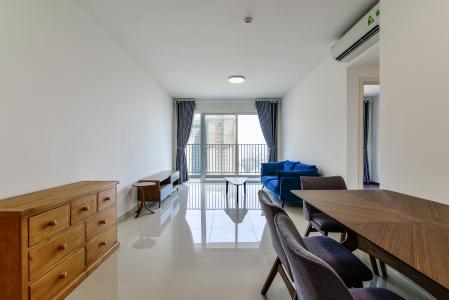 Bán hoặc cho thuê căn hộ Vista Verde 2PN 2WC, nội thất cao cấp, view thành phố