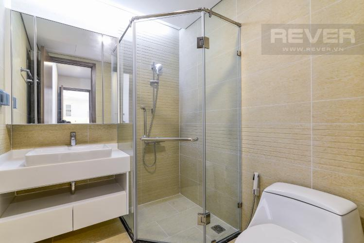 Phòng Tắm 1 Căn hộ Vinhomes Central Park tầng thấp, tháp Park 2, 2PN, view hồ bơi