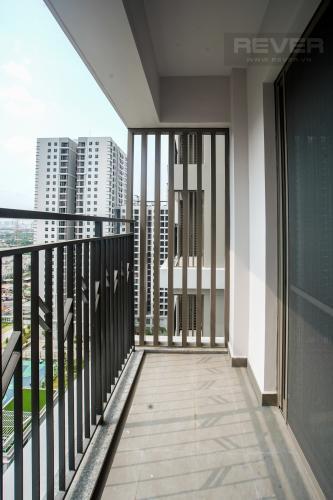 Ban công căn hộ SAIGON SOUTH RESIDENCE Bán căn hộ Saigon South Residence 3PN, diện tích 104m2, view nội khu, căn góc, bàn giao thô