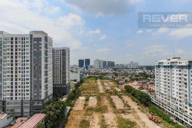 View Căn hộ The Gold View 3 phòng ngủ tầng trung tháp B hướng Đông Nam