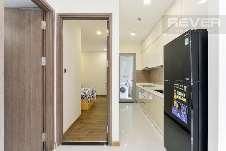Nhà Bếp Căn hộ Vinhomes Central Park 2 phòng ngủ tầng trung P7 full nội thất