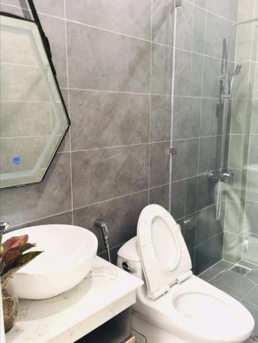 Phòng tắm Ehome 3, Bình Tân Căn hộ Ehome 3 nội thất cơ bản, view thoáng mát.