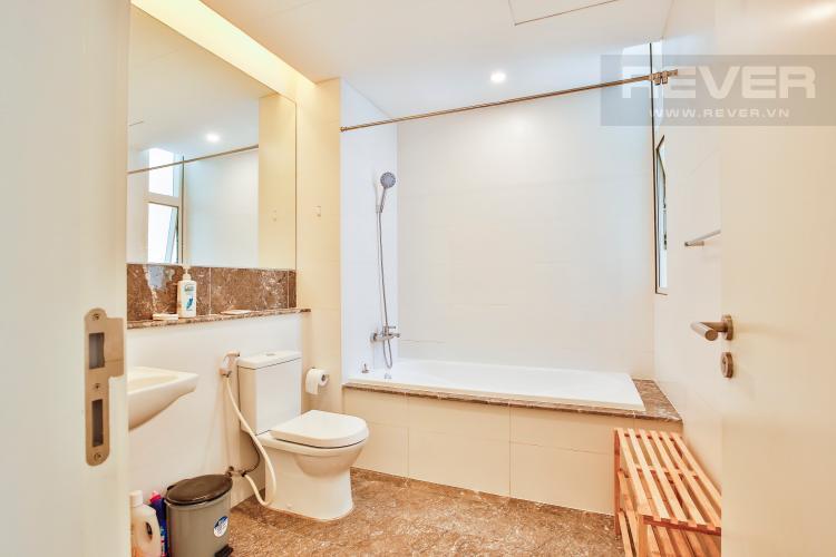 Toilet 1 Căn hộ The Estella Residence 2 phòng ngủ tầng thấp 4A nội thất đầy đủ