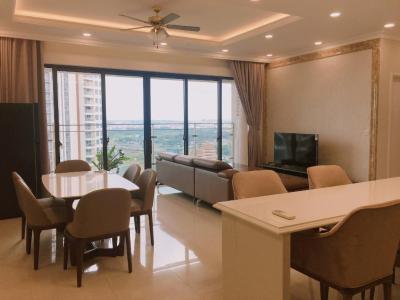Bán hoặc cho thuê căn hộ Estella Heights 3PN, tầng cao, đầy đủ nội thất, view nội khu yên tĩnh