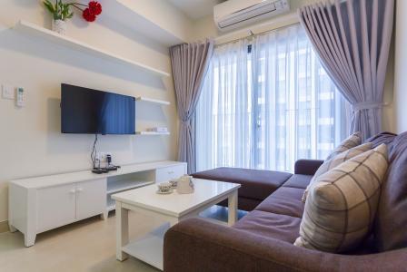 Căn hộ Masteri Thảo Điền trung tầng T2 full nội thất
