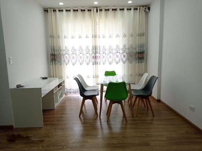 Phòng khách căn hộ Sunrise Riverside Căn hộ Sunrise Riverside tầng 13, đầy đủ nội thất.