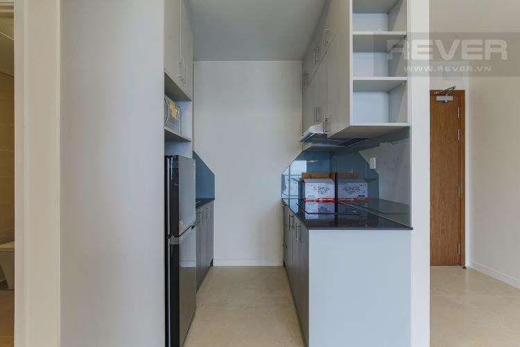 Phòng Bếp Căn hộ Masteri Millennium tầng cao, 1PN nội thất đầy đủ