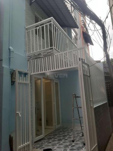 Nhà phố Bình Thạnh 2 mặt hẻm, cách mặt tiền đường Bạch Đằng 20m.