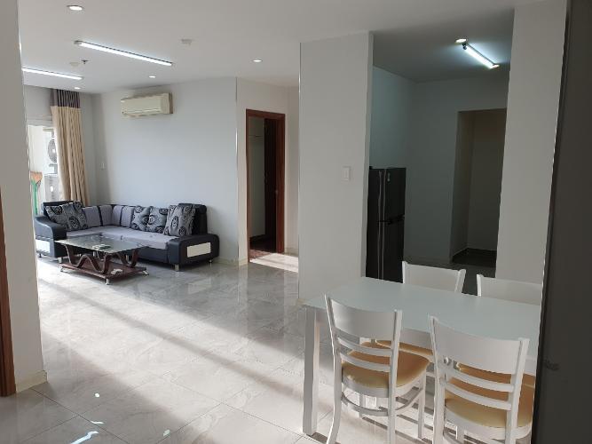Phòng bếp Sun Village Apartment, Bình Thạnh Căn hộ Sun Village Apartment hướng Tây Nam, đầy đủ nội thất.